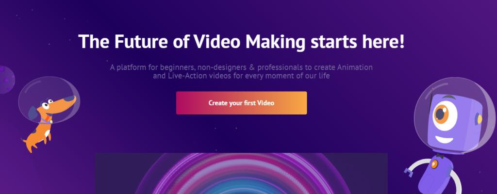 Animaker Animation Software