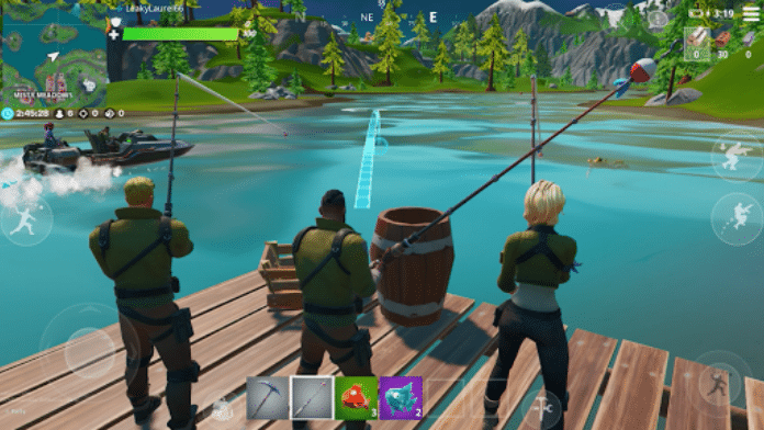 Fortnite Finally Launched by Epic Games on The Google Play Store
